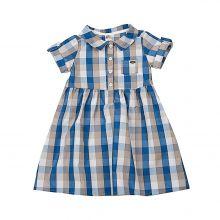 Платье рубашка Mini Maxi в клетку