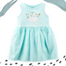 """Платье Carters """"Белый лебедь"""""""