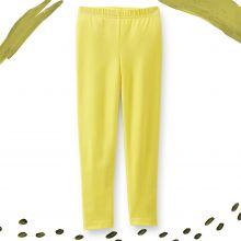 Легинсы Carters желтые