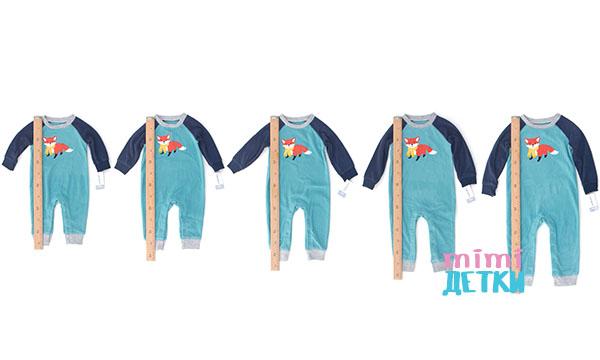 Как правильно выбрать размер детской одежды Carter s (Картерс) и OshKosh  B`gosh (    a6d9c45c2c5